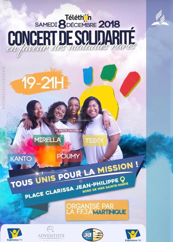 Téléthon 2018 en Martinique